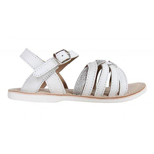 Sandales pour Fille CHEIW 47119 BLANCO-PLATA