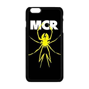 Yellow spider MCR Cell Phone Case for iPhone plus 6