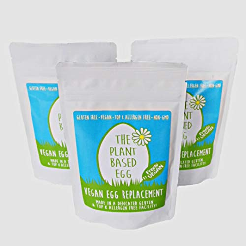 The Plant Based Egg (Vegan Egg Replacement - 3 Pack)