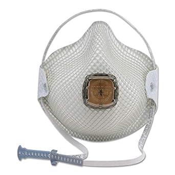 Series Medium White Respirators 2700 10 507-2700n95 Of large Handystrap Moldex Half-facepiece Particulate N95 pack