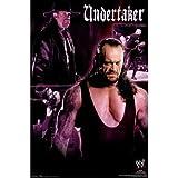 (24x36) WWE (Undertaker) Sports Poster Print
