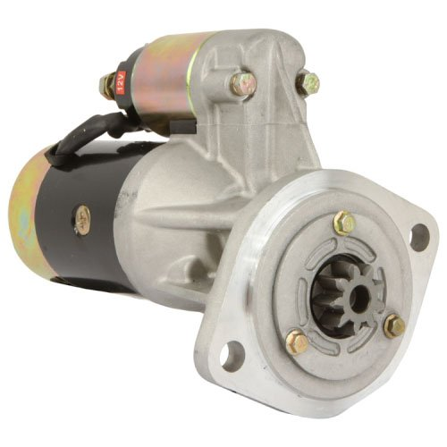 DB Electrical SHI0198 New Starter For 960 Mustang Skid Steer Loader 1994 1995 1996 1997 1998 94 95 96 97 98, Isuzu Engine 4Bj1 S13-136 111683 S13-111 8944104090 8970848770 410-44102 2-2006-HI by DB Electrical