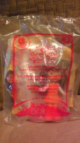 McDonalds Happy Meal Toys Strawberry Shortcake~Orange Blossom #2