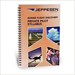 Book Jeppesen Guided Flight Discovery Private Pilot Syllabus
