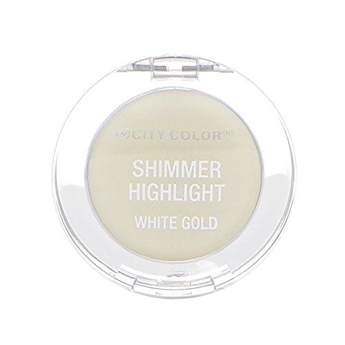 CITY COLOR Shimmer Highlight - White Gold