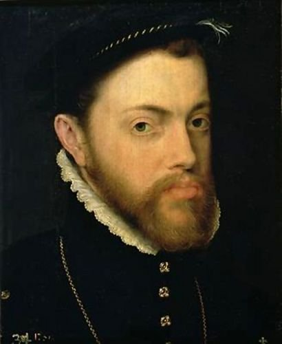 Anthonis Mor Van Dashorst Portrait of Philip II of Spain 1527-98 72x88 [Kitchen] by 1st Art Gallery