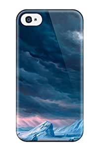 Christopher B. Kennedy's Shop Cute Appearance Cover/tpu Art Game Scene Case For Iphone 4/4s 7178042K26434904