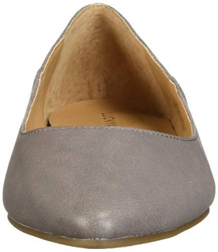 Women's Brand Titanium Bylando Ballet Flat Lucky a6qwOvq