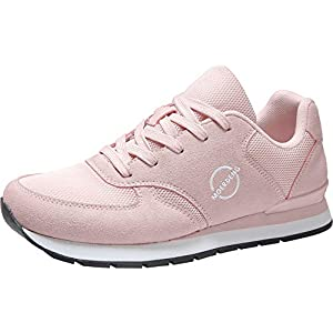 MOERDENG Womens Walking Shoes