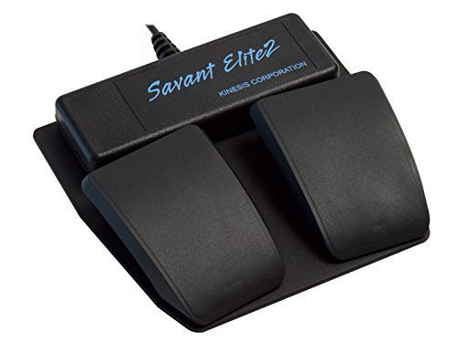 Kinesis Savant Elite2 Programmable USB Foot Pedal