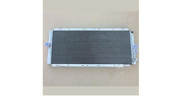 GOWE Radiador para Renault Alpine Gta V6 TURBO Europa Cup 84 - 91 Radiador de aleación de aluminio: Amazon.es: Coche y moto