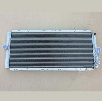 GOWE radiator For Renault Alpine GTA V6 turbo Europa Cup 84-91 aluminum alloy radiator
