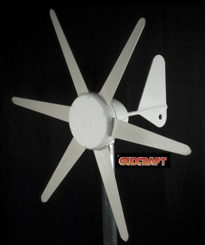 Amazon gudcraft 300w 12v wind turbine wind generator with gudcraft 300w 12v wind turbine wind generator with integrated charge controller aloadofball Images