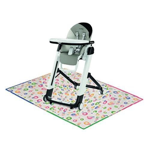 Folding High Chair Baby Toddler With Cup Holder Insert