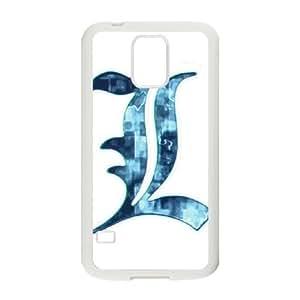 Samsung Galaxy S5 phone case White Death Note FFFP2640803