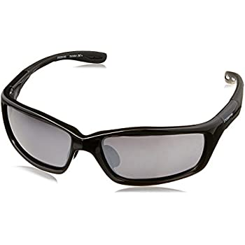 21bab6ae365 Crossfire 263 Infinity Safety Glasses Silver Mirror Lens - Shiny Black Frame