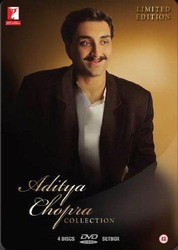 Aditya Chopra Collection (Rab Ne Bana Di Jodi / Mohabbatein / Dilwale Dulhaniya Le Jayenge) by Shahrukh Khan