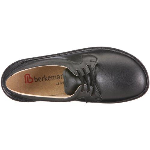 Berkemann Aventin Chaussons 03488 femme Barberina Noir SFqSzxw4