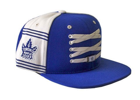 Toronto Maple Leafs Original 6 Zephyr Vintage Snapback Hat (Zephyr Vintage Hat)