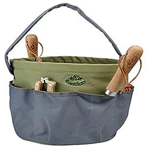 Fallen Fruits GT89 Round Garden Tool Bag – Grey