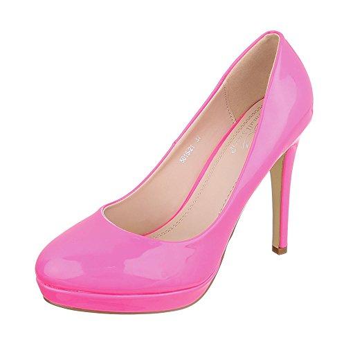 Design Women's Ital Pink Ital Design Plateau Women's Plateau wpCOw1q