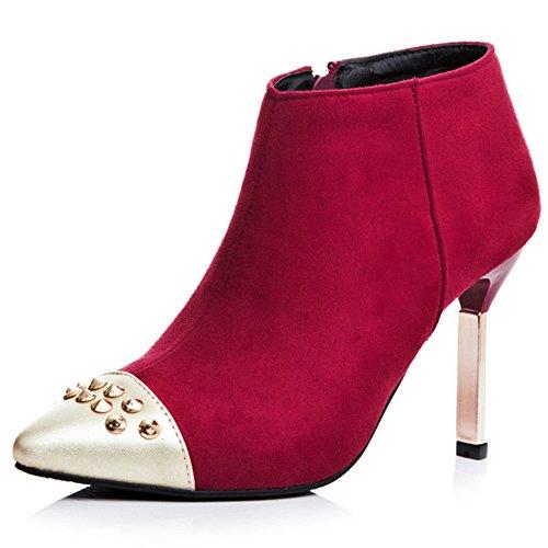 Cheville Étiquette Rouge Vieux Rose S.oliver gJ9i1bbgxL