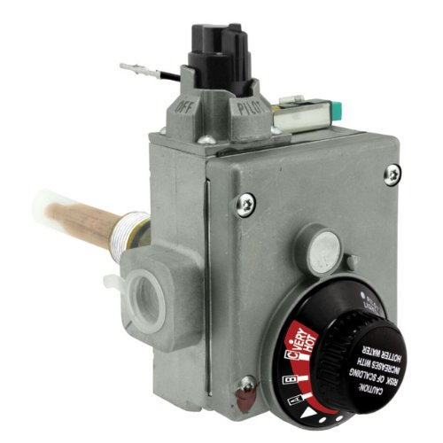 Rheem SP20166C Gas Control Thermostat, Natural Gas (Gas Thermostat Control Vent)