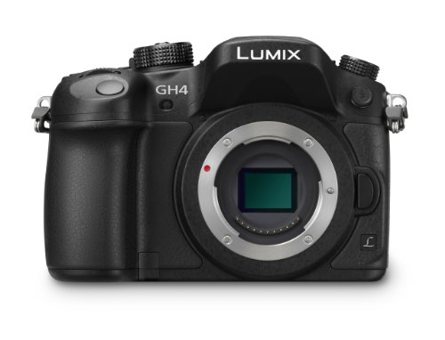 Review PANASONIC LUMIX GH4 Body 4K Mirrorless Camera, 16 Megapixels, 3 Inch Touch LCD, DMC-GH4KBODY (USA Black)