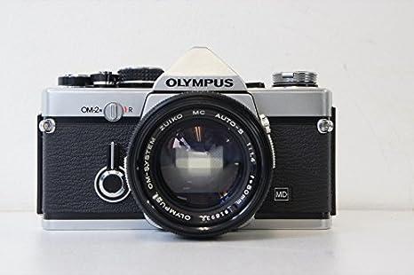 Olympus OM-2 N om2 N cámara de Cine réflex analógica y 50 mm f/1,4 ...