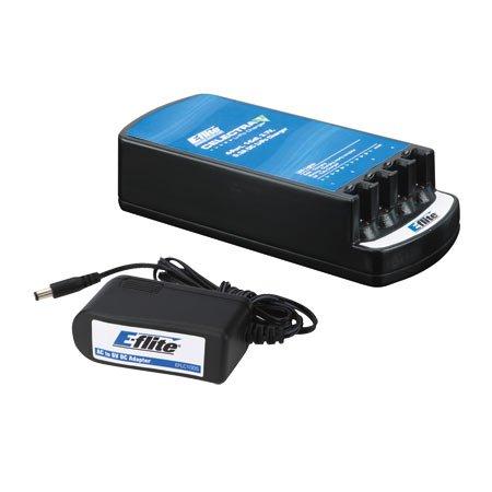 Amazon.com: E-Flite Celectra 4-Port 1-Cell 3.7 V Li-Po ...
