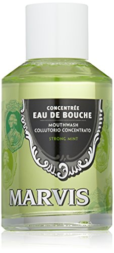 Marvis Mouthwash Strong Mint Mundwasser, (1 x 120 ml)