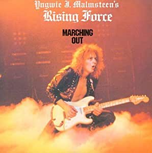 Yngwie Malmsteen Marching Out Amazon Com Music
