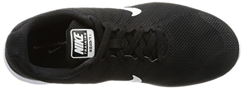 NIKE Ankle Grey Cool High in Women's Black Shoe Cross Tr White Season Stealth 5 Trainer qwxqRA1rXO