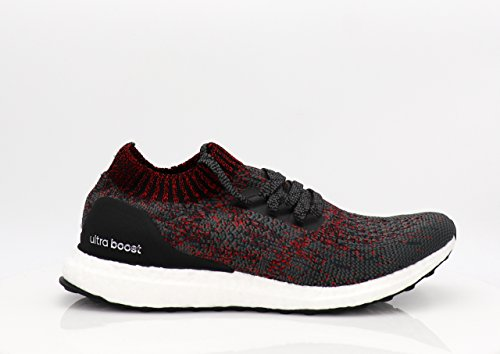 adidas Ultraboost Uncaged Homme Carbon-core Black-white