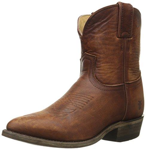 FRYE Women's Billy Short-WSHOVN Western Boot,  Cognac, 8.5 M US