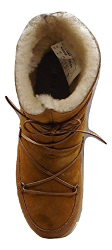 Low Shearling Moon Pulse Brown Woman's Honey Boot q77a4PwU