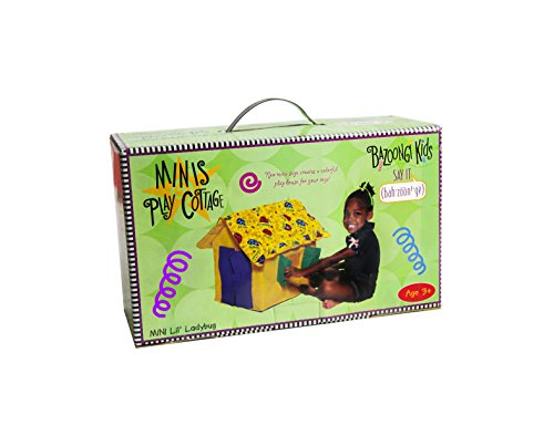 Bazoongi Cottage Kids Kids (Bazoongi Kids Mini Play Cottage Mini Ladybug)