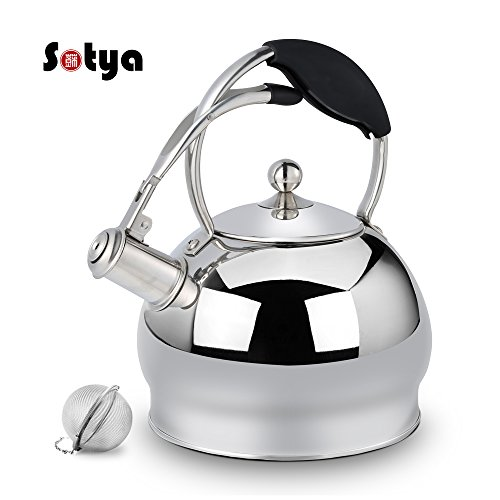 Sotya Surgical Whistling TeaKettle Teapot with ...
