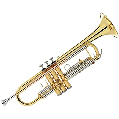 kaizer-trumpet-bb-b-flat-gold-lacquer