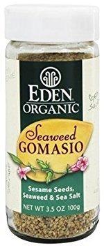 Eden: Organic Seaweed Gomasio, 3.5 oz (2 -