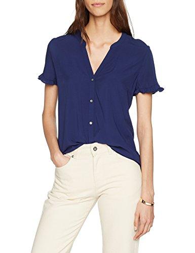 by 400 Blu Donna Esprit Camicia Navy edc g1dqRzxwd