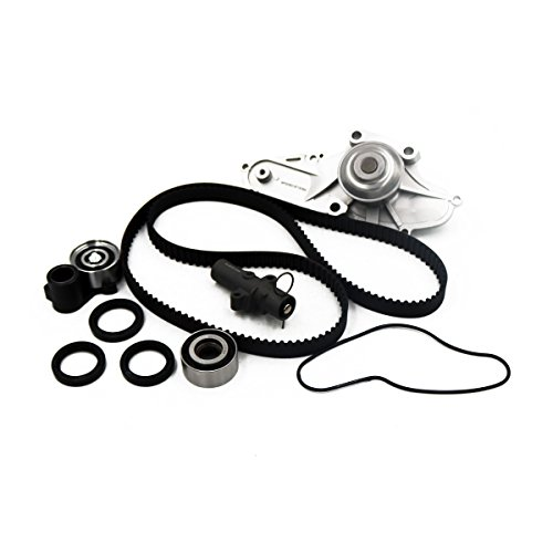 Engine Timing Belt Kit Water Pump Fits 2003 2009 3 5l 3 7l Honda