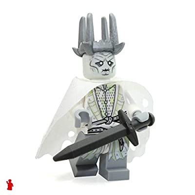 LEGO Lord of the Rings The Hobbit MiniFigure - Witch-King (with Sword) 79015: Toys & Games