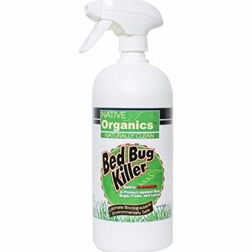 Native Organics Bed Bug Killer Review