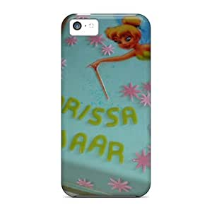 DXzDzdl7664JARtU Phone Case With Fashionable Look For Iphone 5c - Tinkerbell Dit Product Id Taart
