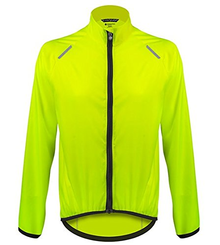 Tall Men's Lightweight High Visibility Windbreaker (Visibility Windbreaker)