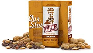 PERFECT FOODS Bar, Carob Chip, 2.5 Ounce (Pack of 8)