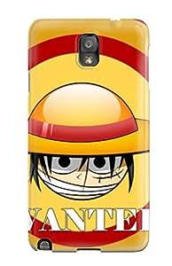 Paul Jason Evans's Shop Best Unique Design Galaxy Note 3 Durable Tpu Case Cover Luffy 3939147K42679133