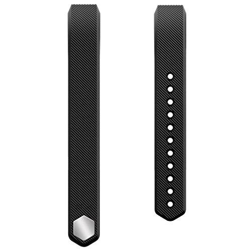 Replacement Wristband AFUNTA Wireless Clasp Black