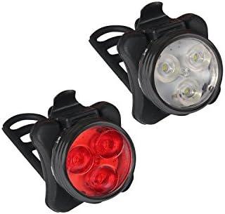 collory & # x25ba; ultrahelle LED Luz de Bicicleta (Juego ...